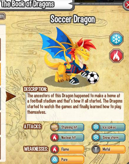 Los mejores dragones de Dragon City