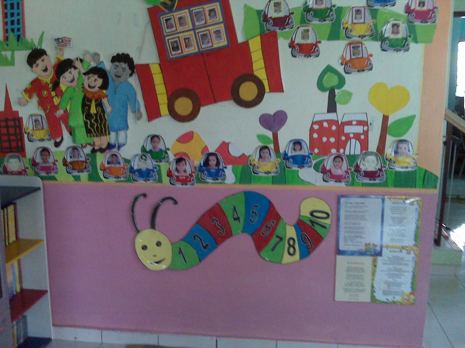 Gambar pusat jagaan kanak mpk taska proton shah alam for Mural untuk kanak kanak