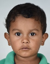Anthony - Honduras (Mercedes), Age 3
