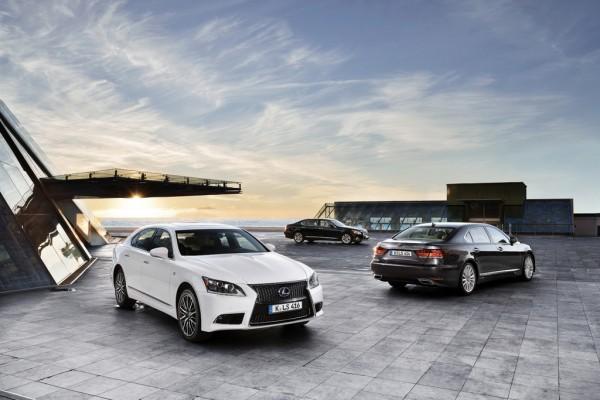 Presented  Lexus LS 460 and LS 600h   OTOMOTIF BLOG