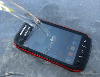 Wasserfestes Smartphone