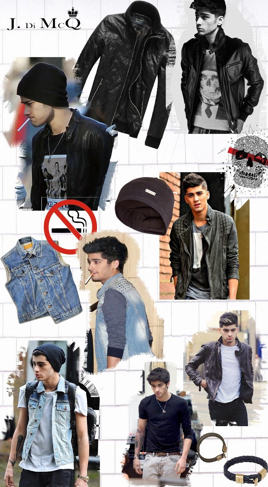 Fashion Or Dies Street Style Zayn Malik