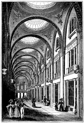 Lowther Arcade Londres