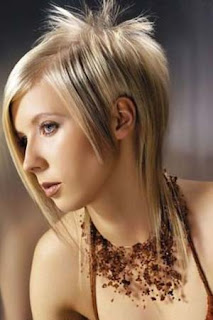 Best Funky Short Hair Cuts
