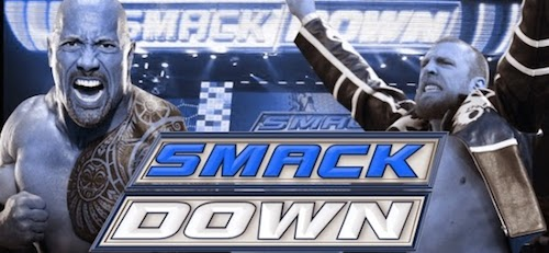 WWE Thursday Night Smackdown 31 Dec 2015