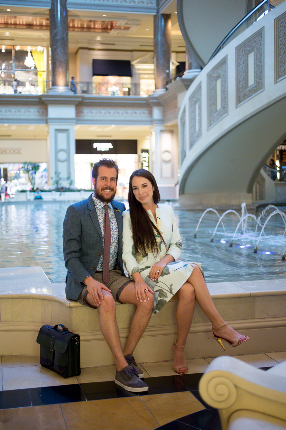 Ted Baker London Spring 2015 Mens and Womens Collection
