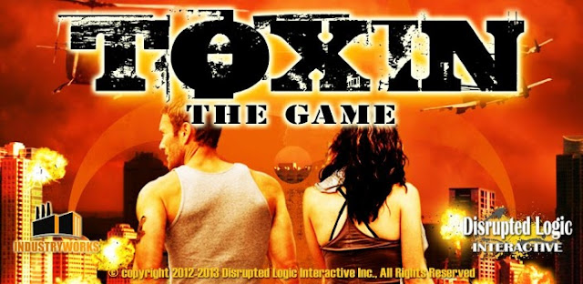 Download TOXIN Zombie Annihilation v1.0 Android Apk Full