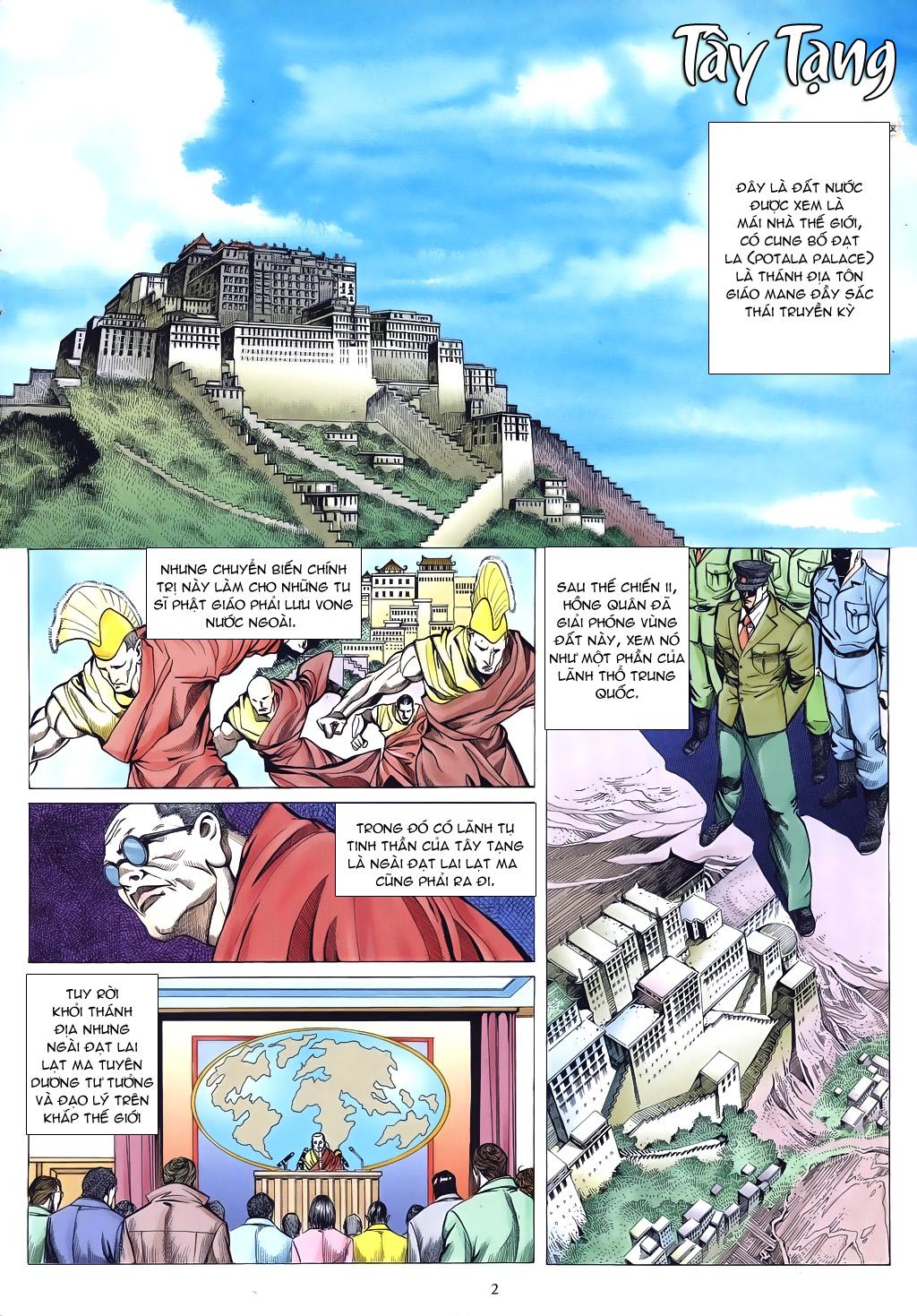 Mạt Nhật Chiến Lang chap 16 - Trang 2