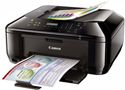download Canon PIXMA MX437 Inkjet printer's driver