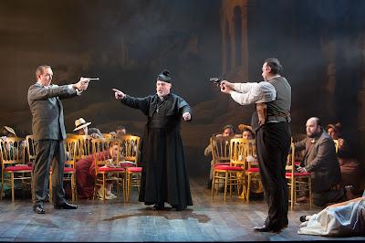 Buxton Festival presents Lucia di Lammermoor - Stephen Gadd (Enrico), Andrew Greenan (Raimondo), Adriano Graziani (Edgardo)