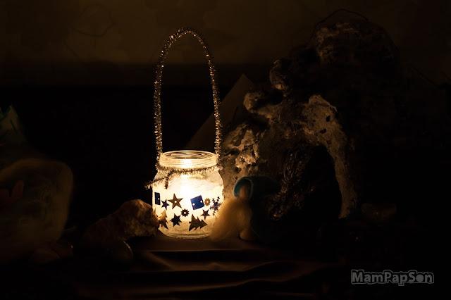 Самоцветный фонарик