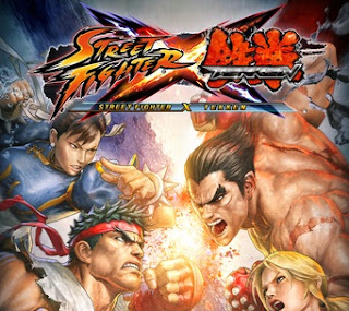 Top PC Games - Street Fighter vs Tekken