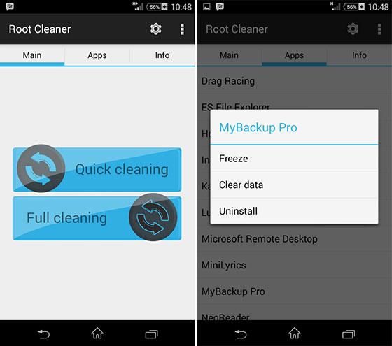 root cleaner pro apk terbaru