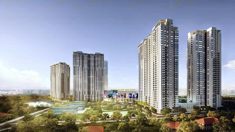 Masteri Thảo Điền – một căn hộ cao cấp nằm trong gói vay mua nhà Techcombank với lãi suất 7,99% (xem thêm tại masteri.com.vn)