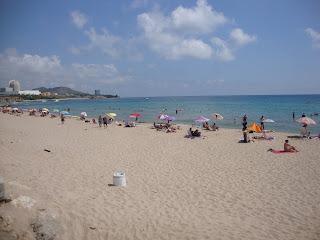 L'Arenalet Beach - L'Almadrava - Vandellòs - l'Hospitalet de l'Infant - Tarragona