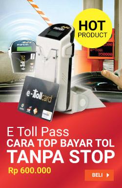 E Toll Pass