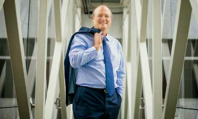 Fundador de la UTEC anuncia inauguración de moderno edificio