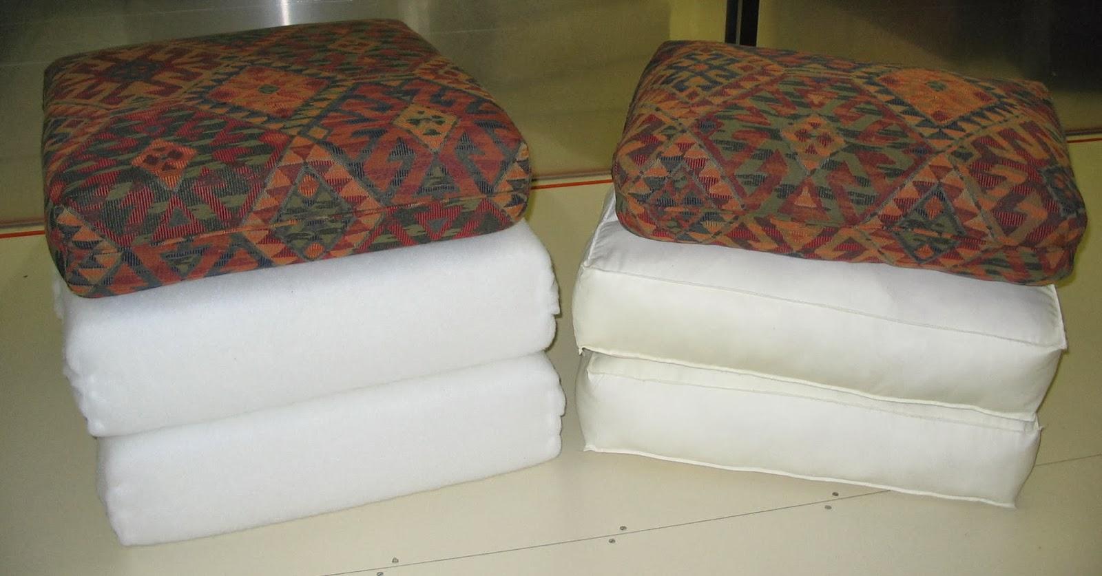 Pouf canap en mousse pratique pour une salle de jeux - Plaque de mousse pour canape ...