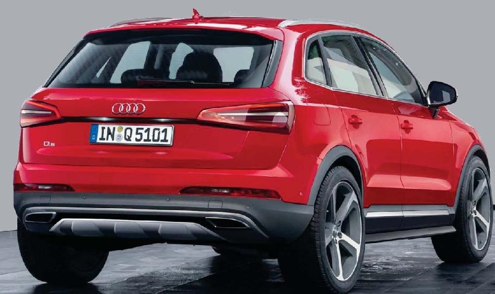 2015 Audi Q5 Release Date US