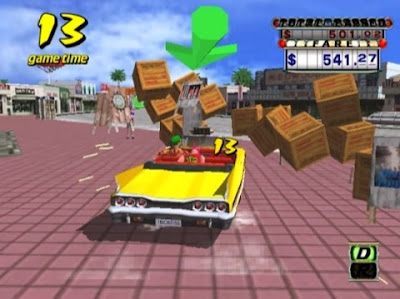 Download Game Crazy Taxi 3 For PC