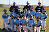 2nd Place - 8U Round Rock Spring Fling, Mar 2012