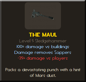 TF2 The Maul