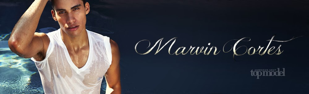 TOP MODEL: Marvin Cortes ANTM