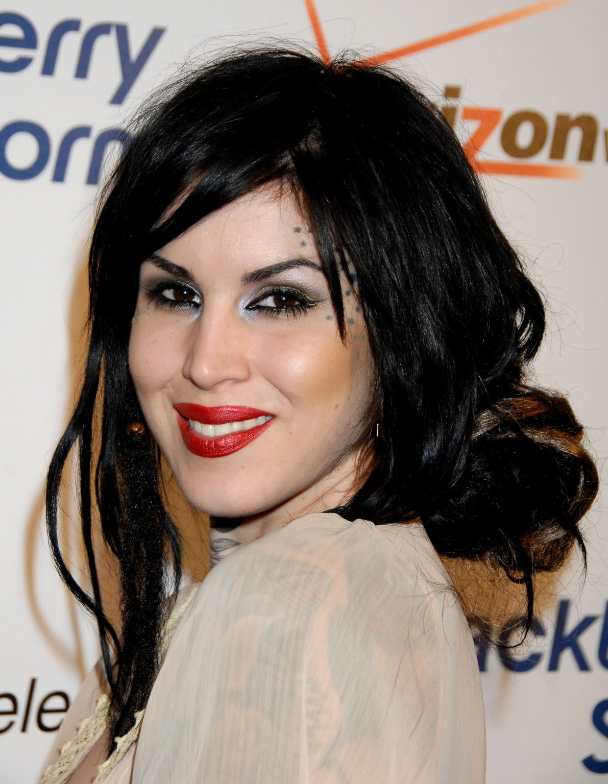 Kat Von D | Kat Von D Launches Clothing Line | Contactmusic