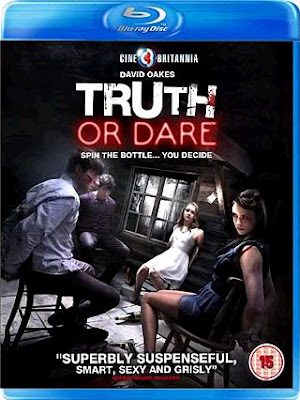 Filme Poster Truth or Dare BRRip XviD & RMVB Legendado
