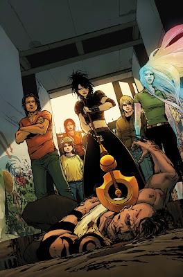DAKEN017 cov Best Covers: Marvel Comics solicitations for November 2010