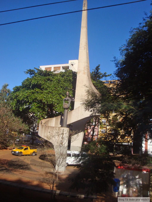 Monumento ao Bicentenário da cidade