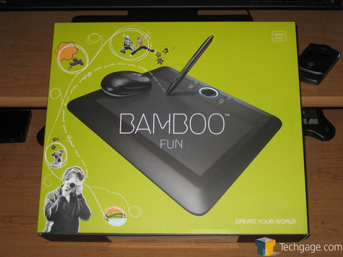 Bamboo Fun Tablet9