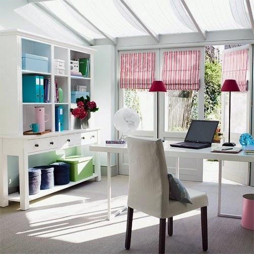 ruang kerja minimalis dirumah