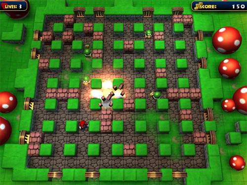 Bomberman full game free pc, download, play