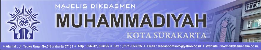 SD Muhammadiyah 22 Surakarta