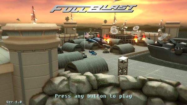 FullBlast PC Game Free Download