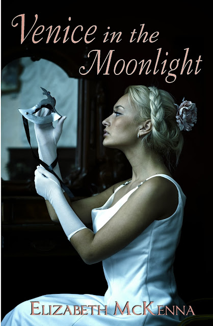 Book Spotlight + Giveaway – Venice in the Moonlight by Elizabeth McKenna