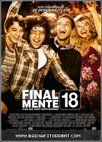 Baixar Filme Finalmente 18 (21 & Over) Dublado - Torrent