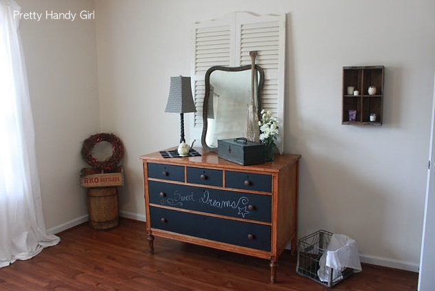 World's Longest Yard Sale 8 - The Habitat House Reveal, via Funky Junk Interiors