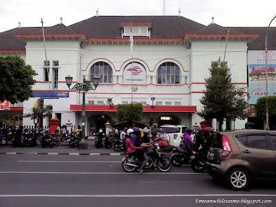 Kantor Pos Pusat Yogyakarta
