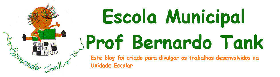 Escola Municipal Prof Bernardo Tank