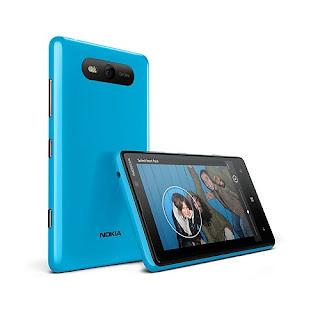 Nokia Lumia 820, Nokia Smartphones