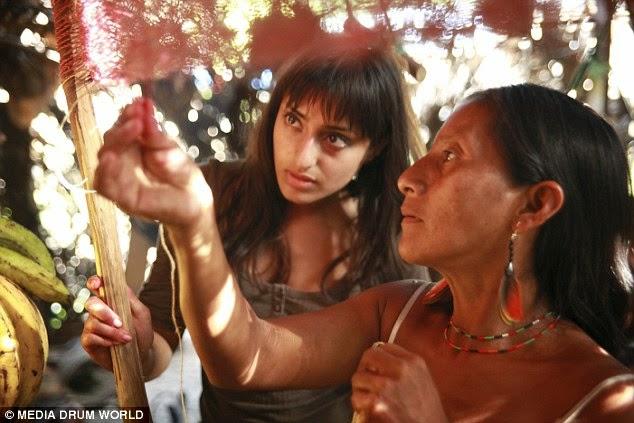 Demi Film Dokumenter Lingkungan, Wanita Ini Rela Menikahi Pria Amazon