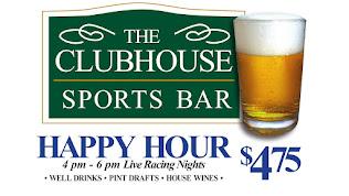 Enjoy Happy Hour At Buffalo Raceway!