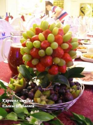 карвинг фруктов южно-сахалинск