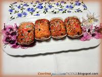 Plum-cake con gocce di cioccolato bianche