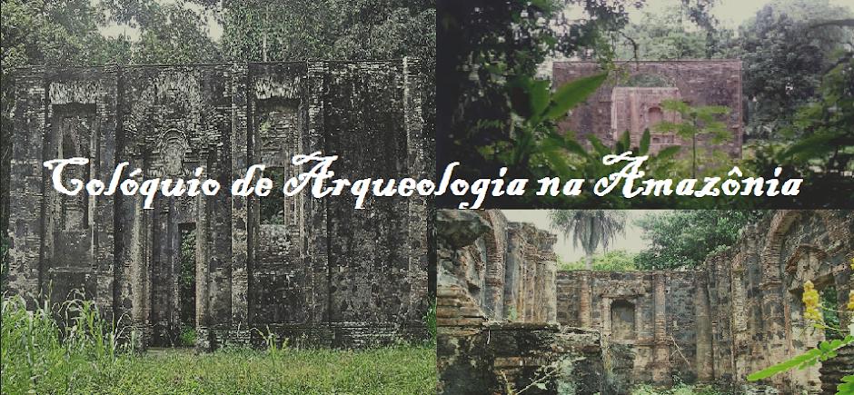 Colóquio de Arqueologia na Amazônia