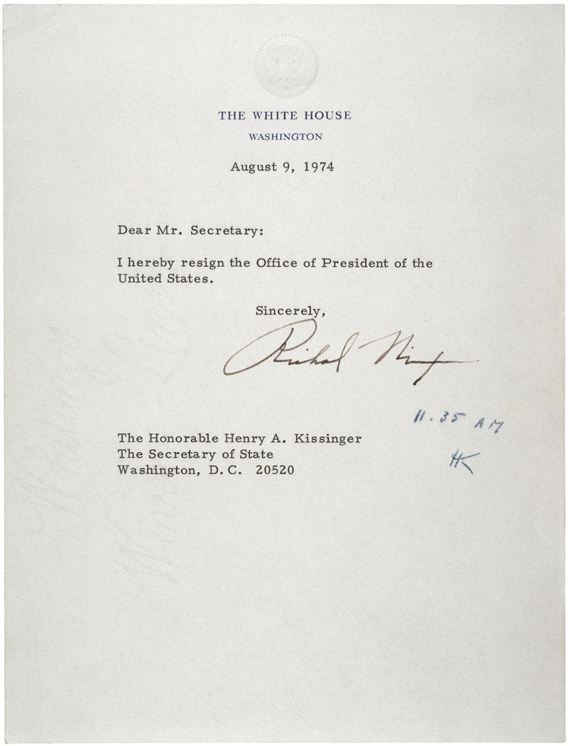 About The White House Communications Agency from 1965 to 1974 ...