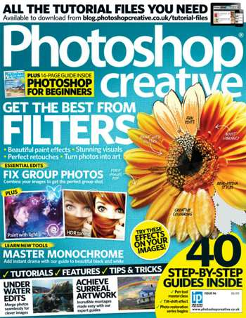 PHOTOSHOP CREATIVE, 2013 NO.105 ( 17 ESSENTIAL EDITING PROJECTS* HAVE FUN WITH