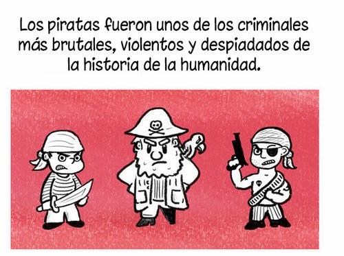 imagenes graciosas - piratas